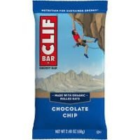 Clif Bar a great tasting protein bar, we place in our vending machines