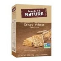 Crispy wheat crackers amazing tasting crackers. Have these in all our vending machines