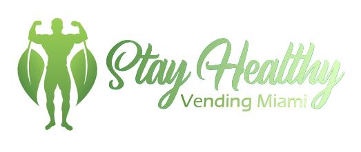 stay healthy vending miami fl logo