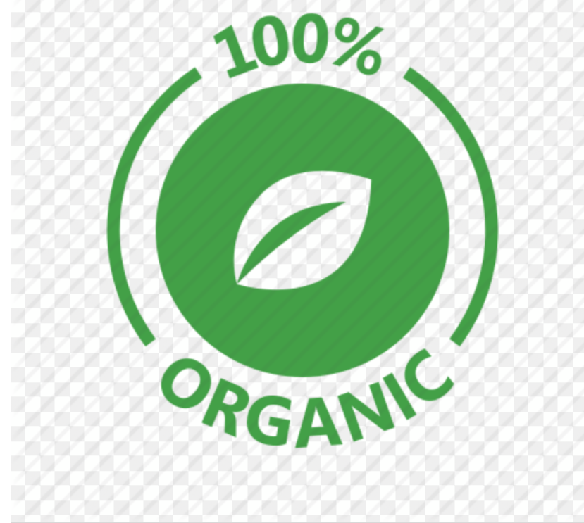 An Icon displaying organic. This is icon is showing that a-lot of our snack vending machine snacks are organic. We are the leader in miami healthy vending. We have all the options you need and want. We even service schools, contact us today