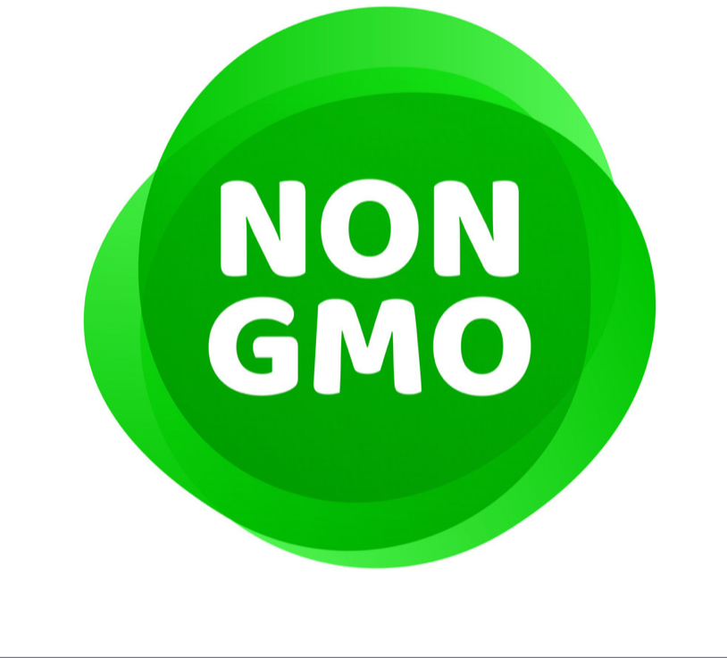 An icon stating non-gmo. Meaning that most of our healthy vending miami products are non-gmo. Your go to for Miami healthy vending, contact us today