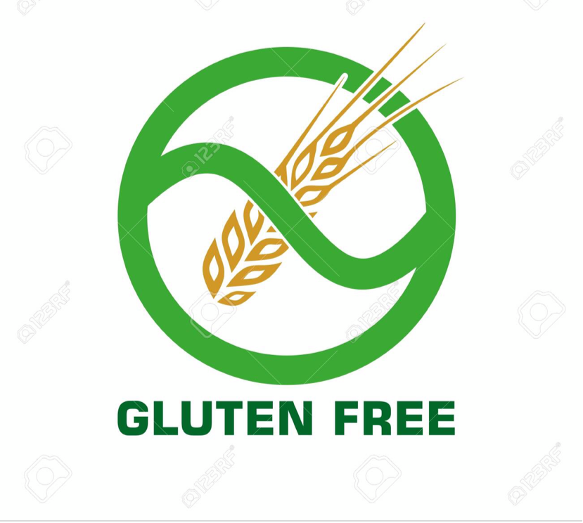 An icon stating gluten free. Showing that many of our products inside our healthy vending machines miami are gluten free. We want to make miami healthy. We are the number one Miami healthy vending service, contact us today.