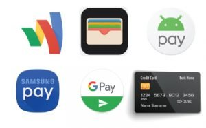An image of Google pay, apple, credit cards etc. Illustrating the types of payments we accept in our machines. We are your go to for vending in Miami. Our machines make it simple on our customers by accepting all types of payments. Actually 40% of vending sales are via credit card machine now a days. Our credit card machines are very reliable and make it easy on our customers. Never any issues with our credit card machines. All of the machines we place accept all types of payments. We make it easy for our customers in Miami, your go to vending company in south florida.