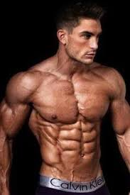 A picture of someone who did a similar diet and got really lean. Meal Plan to Get Lean and build muscle