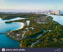 Things to do in Miami Florida.A picture of Oleta River State park. Visit it.